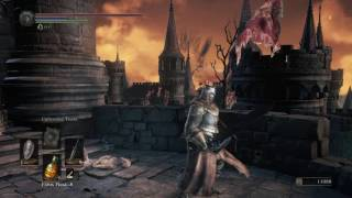 Dark Souls 3 - PC Gameplay -  60 FPS - Max Settings