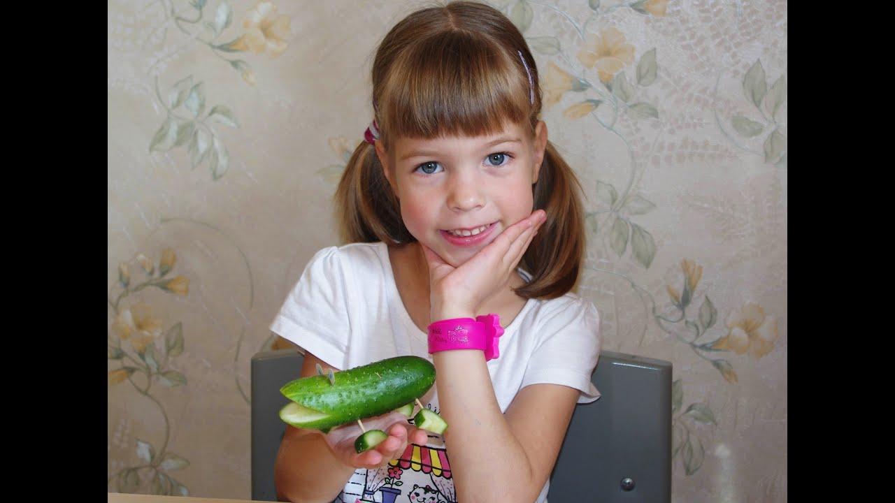 Поделки из овощей для детей 8 лет