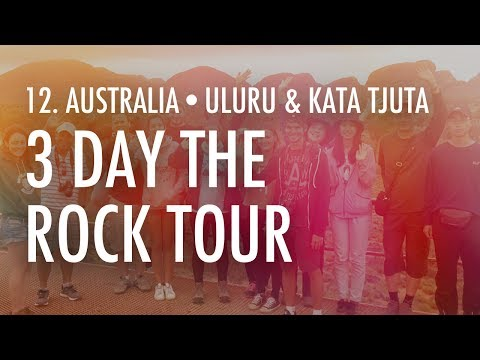 12. Australia · Uluru & Kata Tjuta - 3 Day The Rock Tour