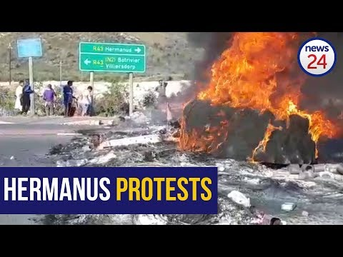 Second Hermanus community joins land protests