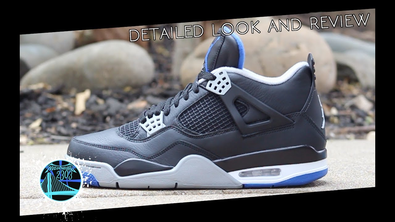 meet fcdbe 06019 Air Jordan 4  Alternate Motorsport    Detailed Look and Review