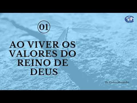 Pregação Pr. Carlos Alexandre | Esperança Viva | 30/12/2018