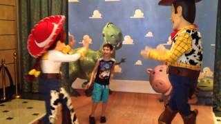 Disney Fantasy Gangnam Style