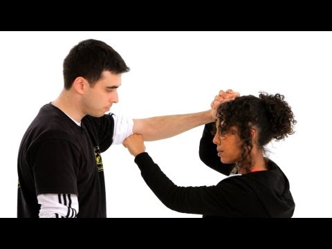 What to Do If Assailant Grabs Your Hair | Self-Defense