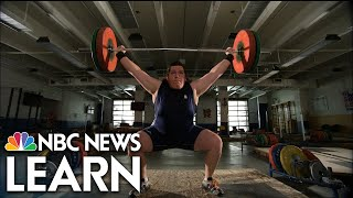 NBC News Learn: Mechanics of Weightlifting thumbnail