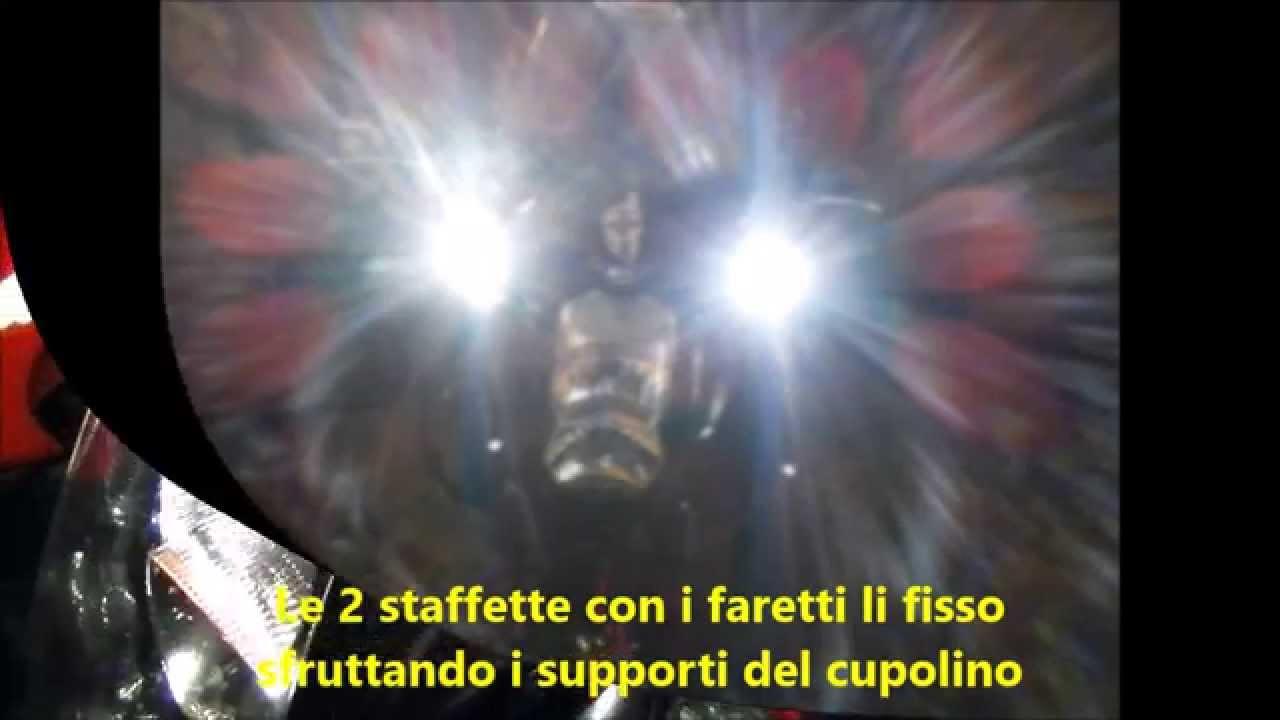 Tutorial Fai da Te Faretti LED Kawasaki ER6N - YouTube