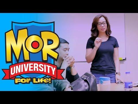MOR University Ep 3: Who Am I... Para Sa Mga KaMORkada? (Part 2)
