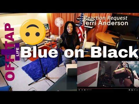 Five Finger Death Punch - Blue On Black (feat. Kenny Wayne Shepherd, Brantley & Brian May) Reaction