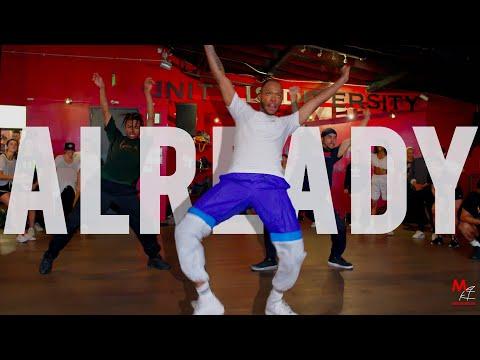 "Beyoncé ft Major Lazer x Shatta Wale | ""Already"" | Choreography By Karon Lynn | @KaronLynnTV"