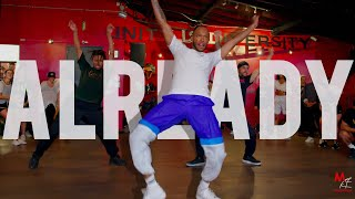 "Beyoncé ft Major Lażer x Shatta Wale | ""Already"" | Choreography By Karon Lynn | @KaronLynnTV"