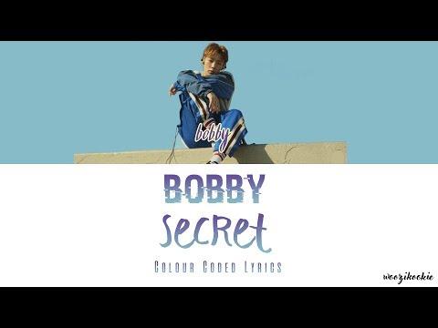 Bobby (Feat. DK, Katie) - Secret + Colour Coded Lyrics; Han/Rom/Eng