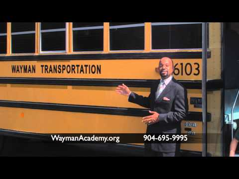 Wayman Academy of the Arts Transportation Commercial