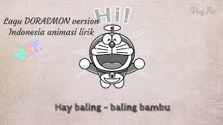 Lagu Doraemon Cover Animasi versi Indonesia