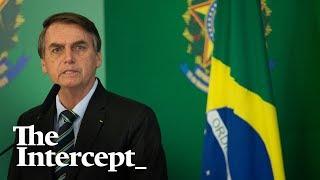 Jair Bolsonaro's Close Family Ties to Paramilitary Gangs Draw Scrutiny Ahead of White House Visit