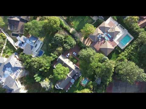 Drone Green Johannesburg