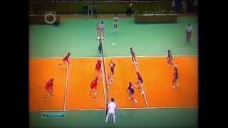 Олимпиада 1980 - финал женщины СССР - ГДР