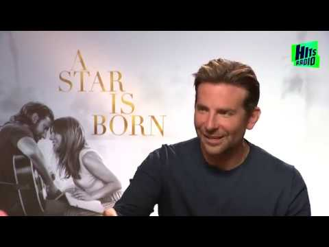 Bradley Cooper discusses making it onto the stage at Glastonbury!