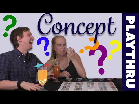 CONCEPT - Extended Play Through