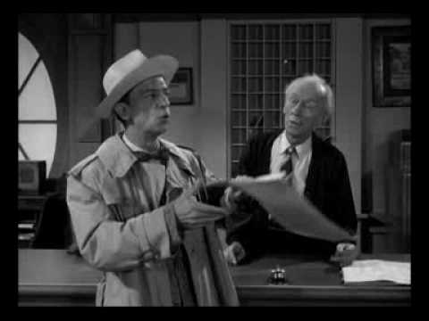 Black Day for Mayberry blooper 2