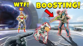 *INSTANT KARMA* CATCHING BOOSTERS IN APEX LEGENDS - Top Apex Plays, Funny & Epic Moments #753