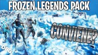 Fortnite | Prima di shoppare | Frozen Legends Pack