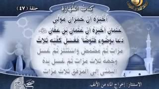 صحيح مسلم - باب فضل الوضوء