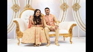 LIVE Anish weds Sonia - Sangeet