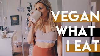 What I Eat In a Day | FALL EDITION