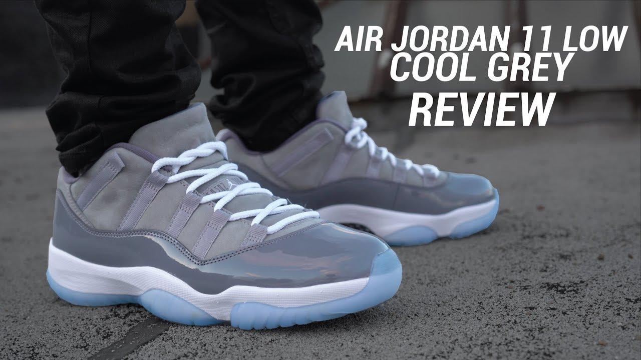Review & On-Feet: Air Jordan 11 Retro Low