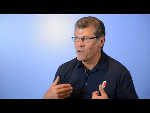 Geno Auriemma - UConn Leadership Conference - YouTube