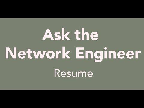 Network Engineer Resumes