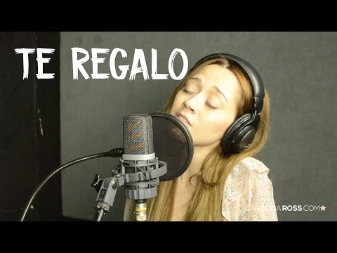 Te Regalo - Ulices Chaidez Y Sus Plebes (Carolina Ross Cover) En Vivo Sesión Estudio