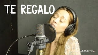 Te regalo - Ulices Chaidez y Sus Plebes (Carolina Ross cover) En Vivo Sesión Estudio