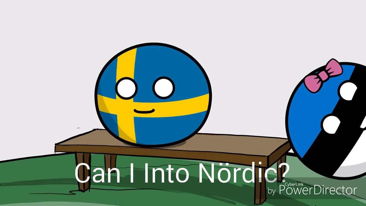 Why Estonia Wants Into Nordic Polandball
