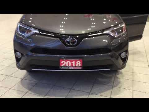 2018 Toyota Rav4 XLE Milton Toyota