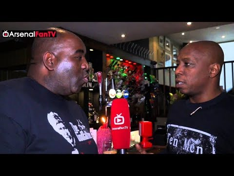 "Ian Wright:""I want Wenger Out""- (Frustrated & Angry)"