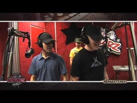 101Barz - Remastered Studiosessie - Skiezo & Chillouh