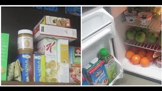 What Food I Keep In My Dorm Room! Thumbnail