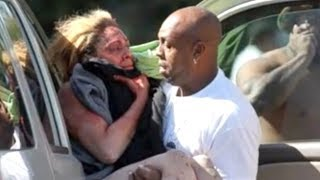 Dramatic Rescue Of Kidnapped Woman By Her Own Family