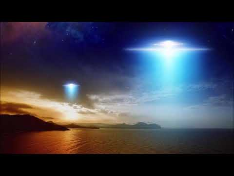 Флот пришельцев сняли