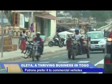 OKADA BUSINESS IN TOGO (NEWS REPORT)