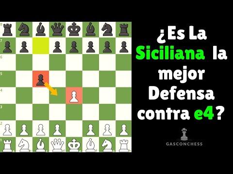 ¿Por qué la Siciliana es la Defensa más Popular en Ajedrez?