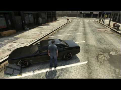 Gta Muscle Cars Bravado Gauntlets Youtube