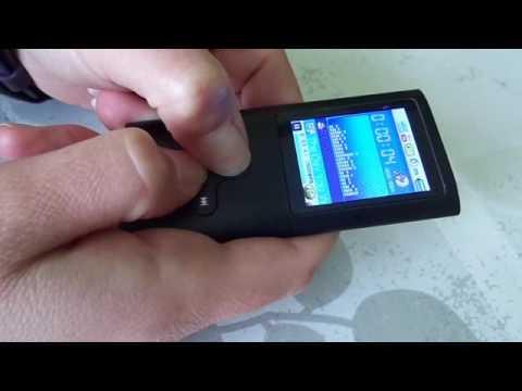 Test lecteur mp3 mp4 1.7 8 Go Btopllc