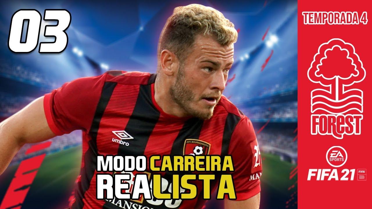 FECHANDO O ELENCO | T.04 Ep.03 | MODO CARREIRA REALISTA FIFA 21