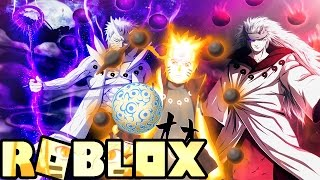 ROBLOX Shinobi Life | Yin & Yang Kekkei Genkai | Maine of the Six Paths | iBeMaine