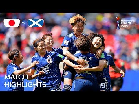 Japan v Scotland - FIFA Women's World Cup France 2019™