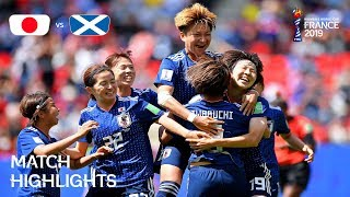 Download Japan v Scotland - FIFA Women's World Cup France 2019™ Mp3 and Videos