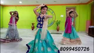 Vachinde mella mellaga vachinde //fida movie song // by RDS Dance Studio hyd