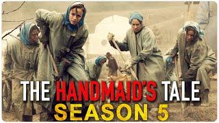 HANDMAID'S TALE Season 5 Teaser (2022)